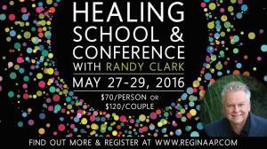 Randy Clark Healing School