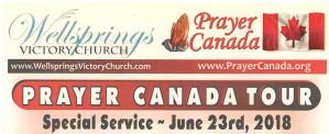 prayer canada