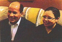 Fadl and Martha