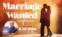 chapman marriage conference