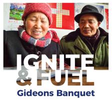gideons banquet